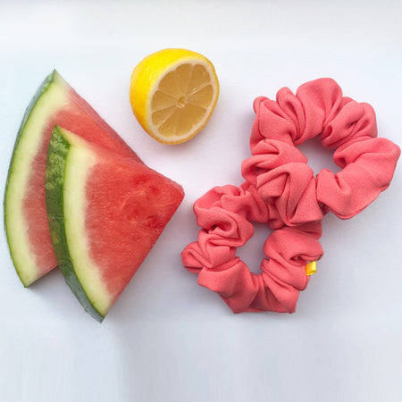 'HOTTERMELON' SCRUNCHIE