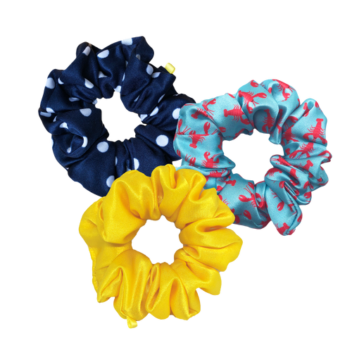 'OUT OF OFFICE' SCRUNCHIE PACK