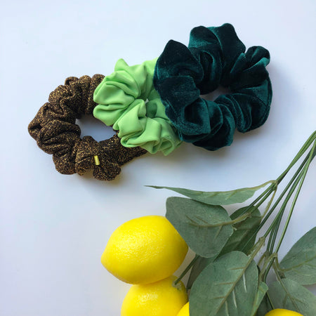 'MONEY TREE' SCRUNCHIE PACK