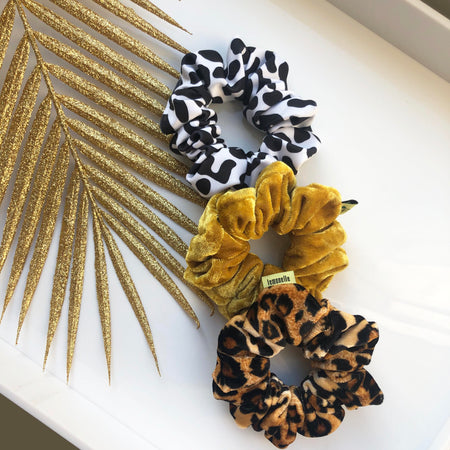 'VIENNA' SCRUNCHIE PACK