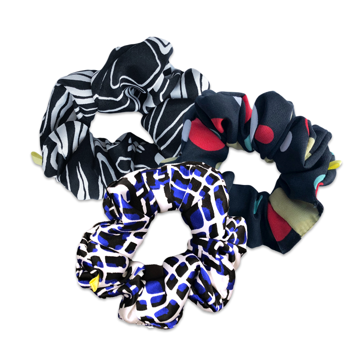 'NEW RULES' SCRUNCHIE PACK