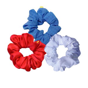 'LIBERTY LOVE' SCRUNCHIE PACK