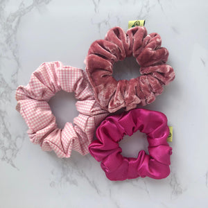 'PINKIE SWEAR' SCRUNCHIE PACK