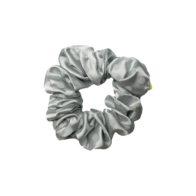 'SILVER FOX' SCRUNCHIE