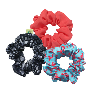 'SNACK' SCRUNCHIE PACK