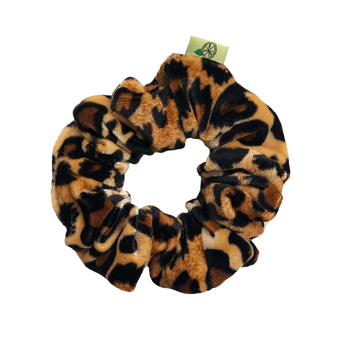 'THE CAT'S MEOW' SCRUNCHIE