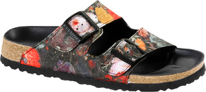BIRKENSTOCK  ARIZONA PAP FLORAL BOUQUET