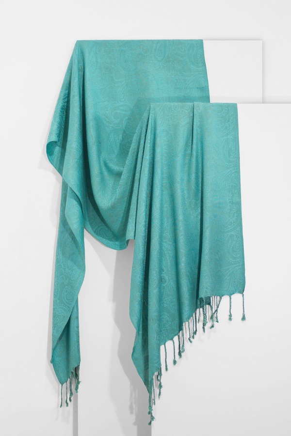 Pashmina  Arabesco 50x180 | Viscose Indiana