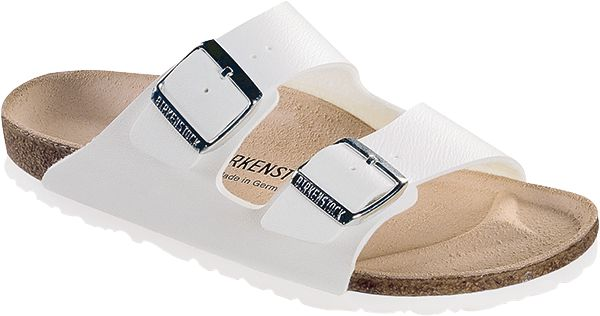 BIRKENSTOCK ARIZONA BF WHITE