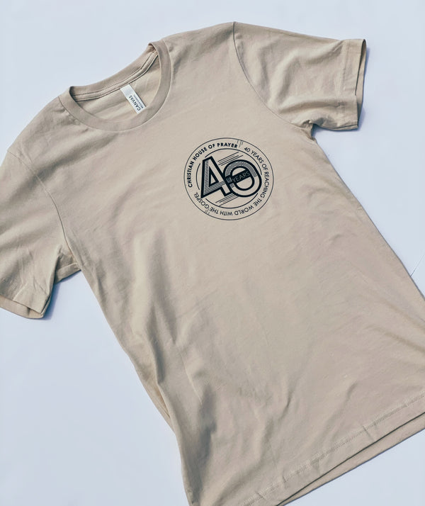 40th Anniversary Limited Edition T-Shirt