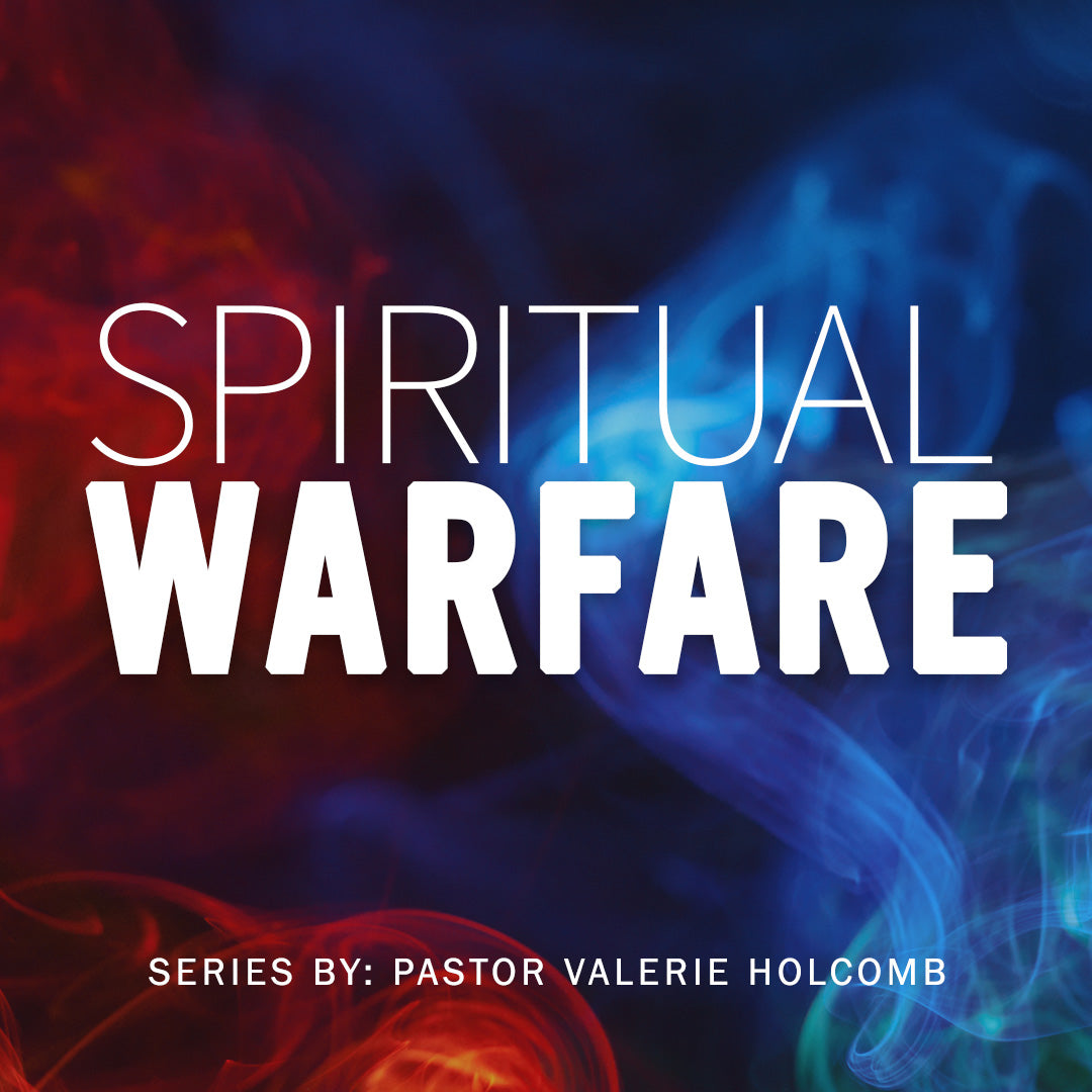 SPIRITUAL WARFARE: Part 2 (Who's on the Lord's Side)
