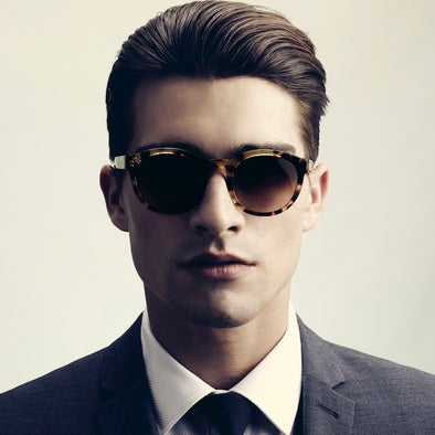 Sunglasses fitting guide