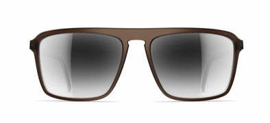 neubau fabio sunglasses - morning coffee matte/graphite