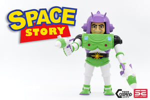 Space Story (Hellbot x COSMAD) Online Lottery