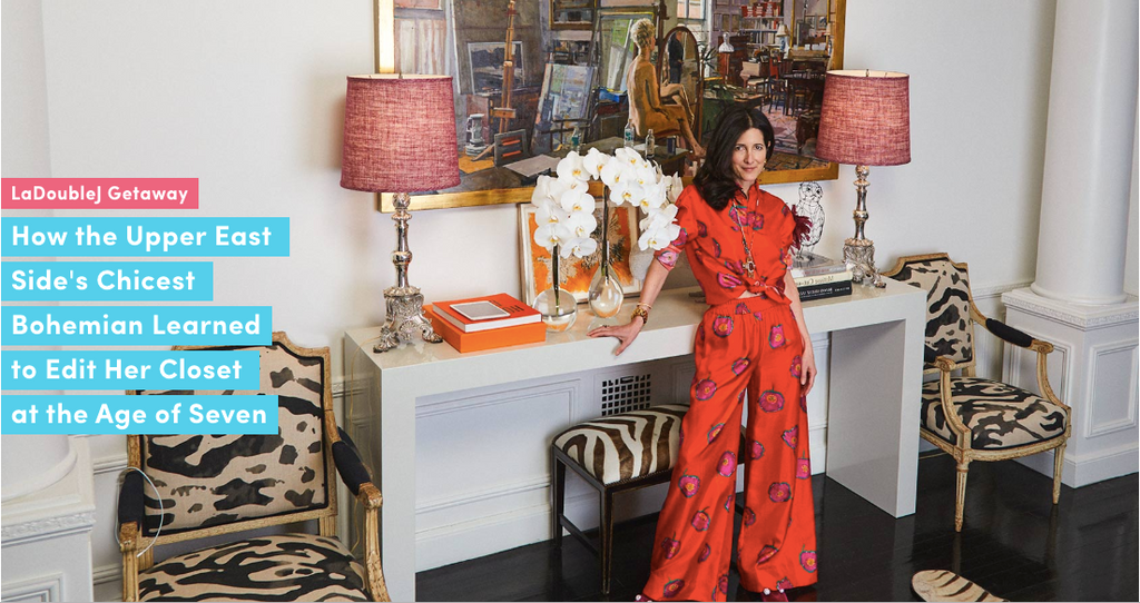 Amanda Ross is the Boss of New York's Chic de la Chic Scene