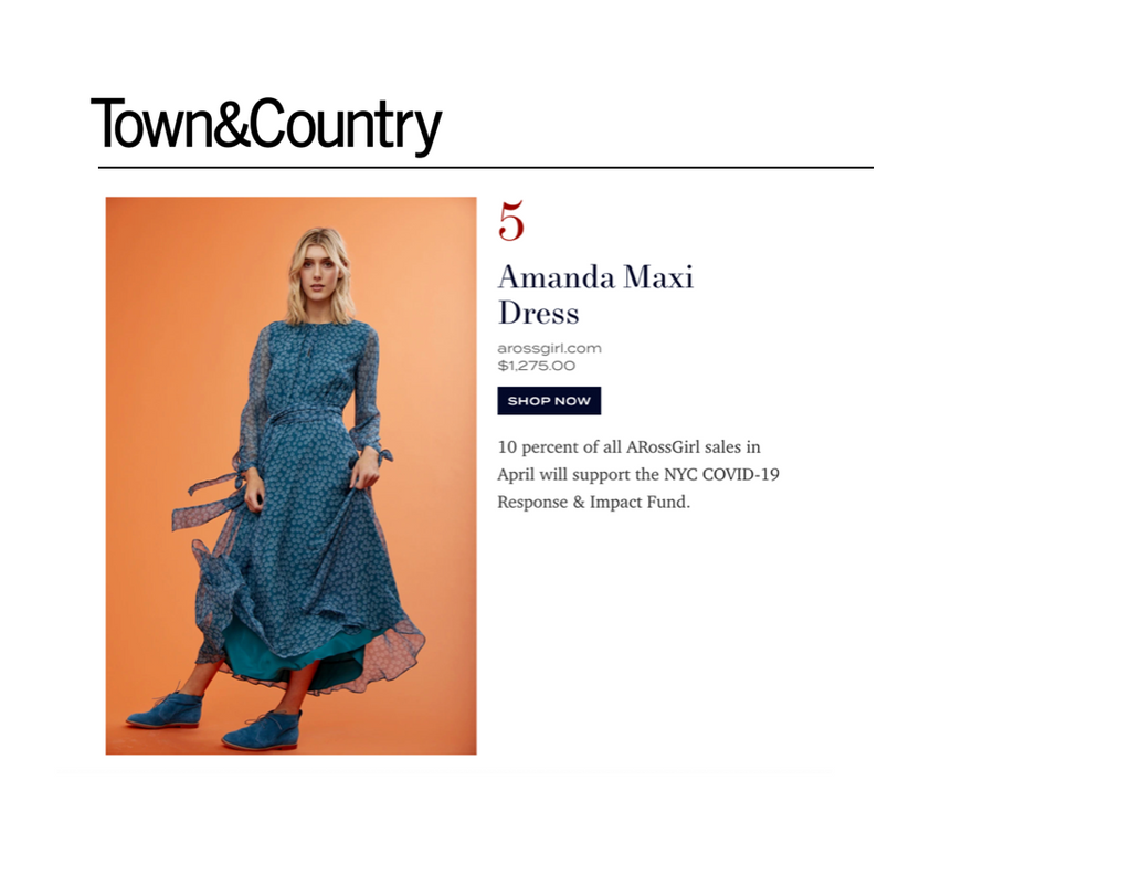 As Seen: ARossGirl❤️Town&Country