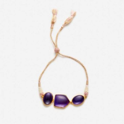 Things We Love: The Cabochon Stone Armband