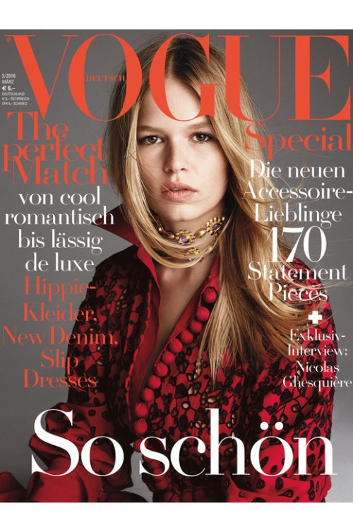 ARossGirl jewelry in German Vogue