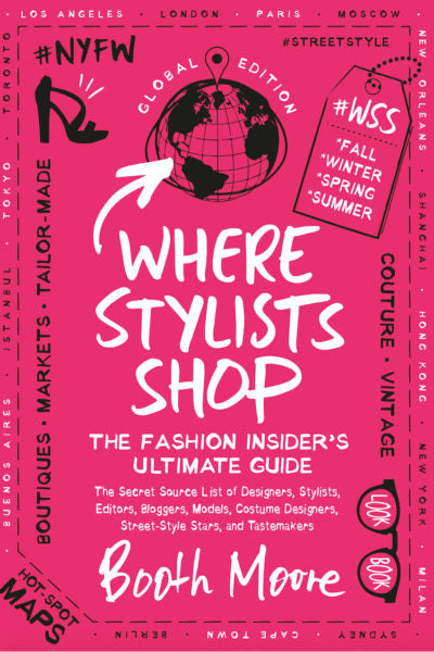 Where Stylists Shop: An Insiders Guide