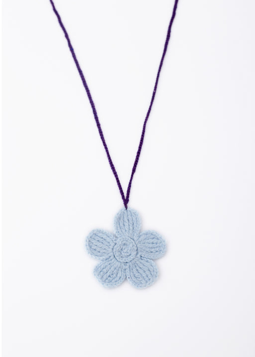 ARossGirl Lavender Flower Necklace
