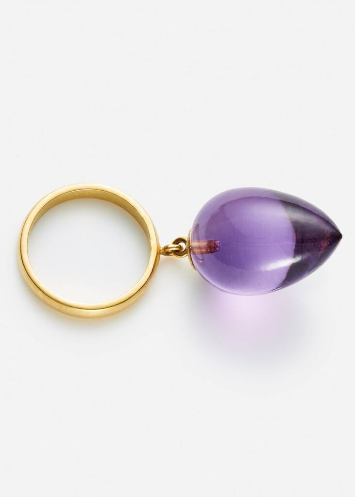 ARossGirl x Sanjay Kasliwal Soft Drop Ring