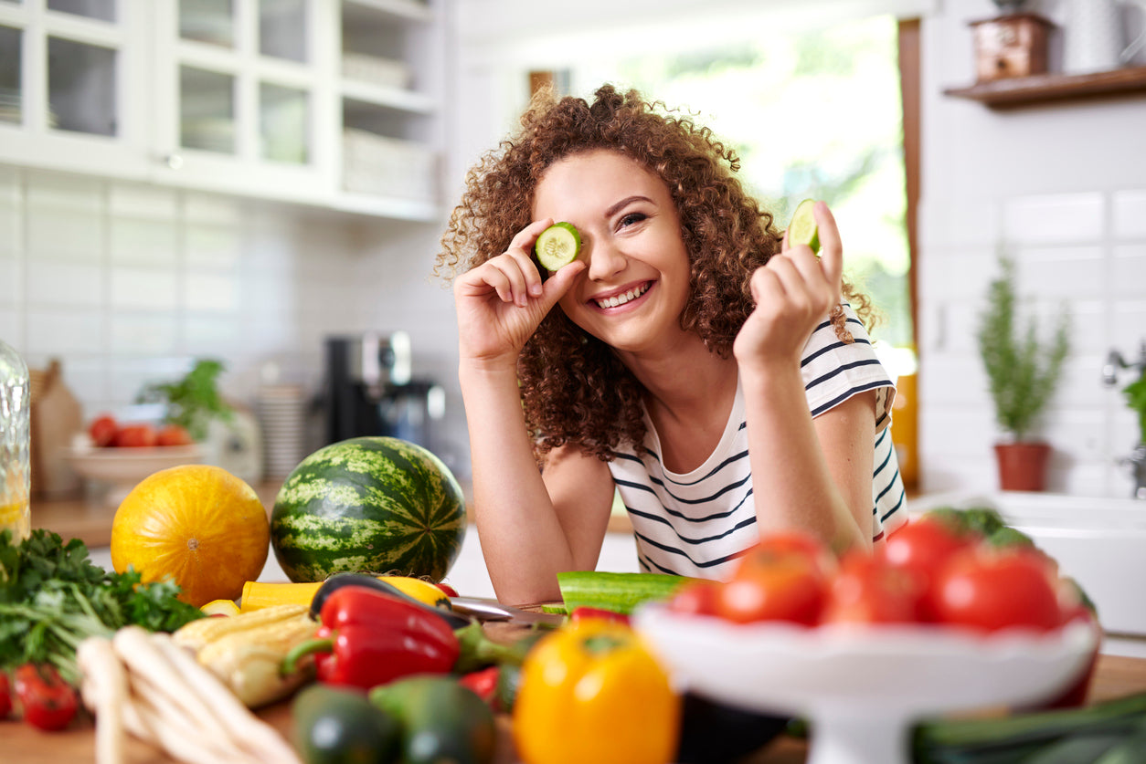 How To Defeat Stress With Nutrition