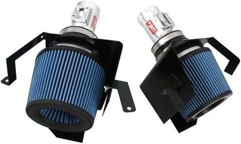 Injen Short Ram Intake - G35 Sedan (07-08) & G37 (08-13) - Polished