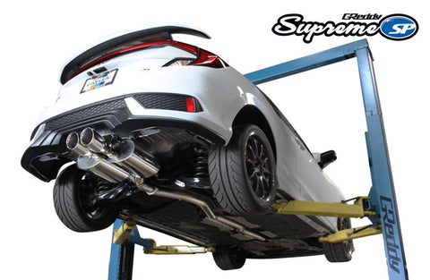 Greddy Supreme SP Exhaust - Civic Si Coupe (17-Up)