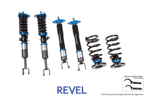 Revel Touring Sports Damper Coilovers - 350Z (03-08) & G35 Coupe (03-07) & G35 Sedan (03-06)