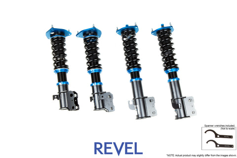 Revel Touring Sports Damper Coilovers - WRX (02-07) & STI (2004)