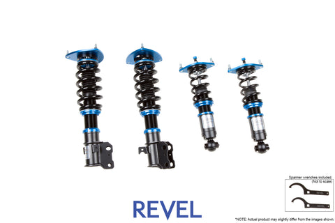 Revel Touring Sports Damper Coilovers - WRX (08-14)