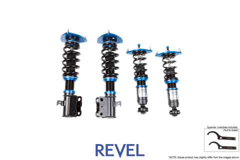 Revel Touring Sports Damper Coilovers - STI (08-14)