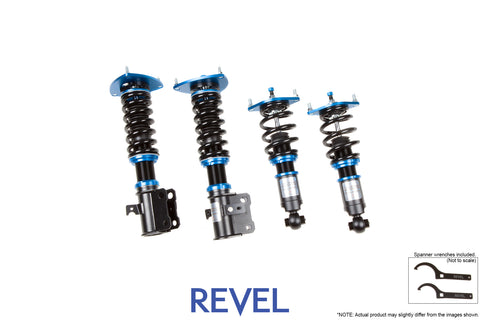 Revel Touring Sports Damper Coilovers - WRX/STI (15-Up)