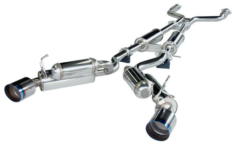 HKS Full Dual Hi-Power Catback Exhaust - G37 Coupe (07-14)