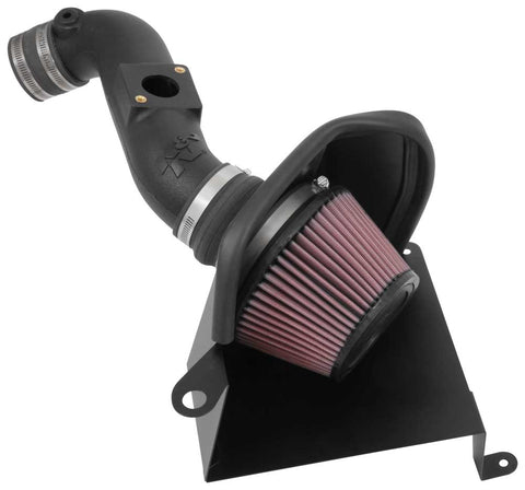 K&N Aircharger Performance Intake - Civic 2.0 Non-Turbo (16-Up)