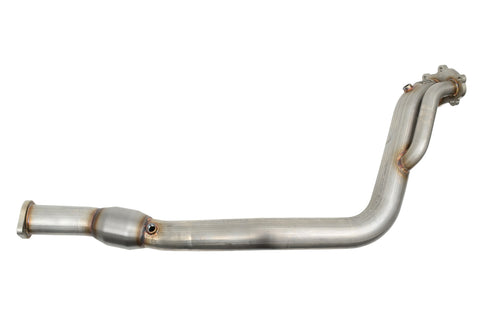 "GrimmSpeed Catted 3"" Downpipe - WRX (08-14) / STI (08-Up)"
