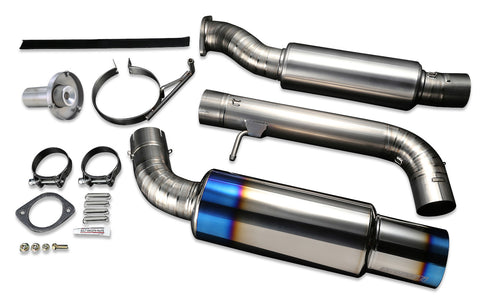 Tomei Expreme Ti Exhaust - 370Z (09-Up)
