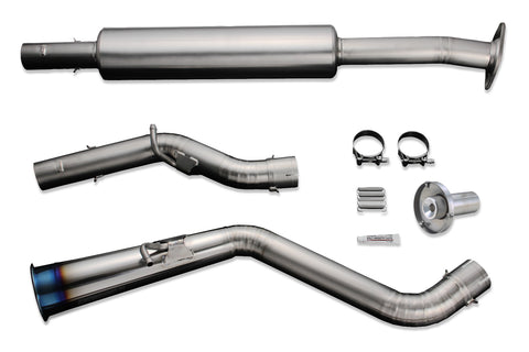 Tomei Expreme Ti Type-60R Exhaust - BRZ / FRS / GT86