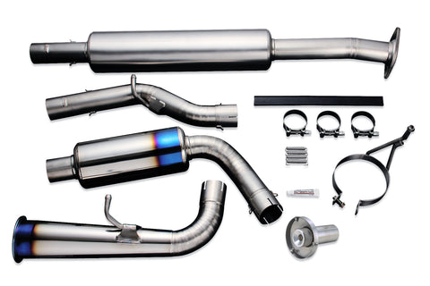 Tomei Expreme Ti Type-60S Exhaust - BRZ / FRS / GT86