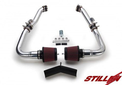 Stillen Gen 3 Long Tube Intakes w/ Dry Filters - G37 Sedan (09-13) / Q40 (14-15)
