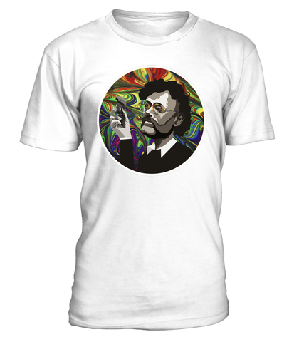 Terence Mckenna Shirt - 5 dried grams