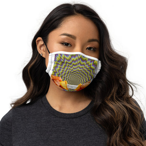 Premium Psychedelic face mask
