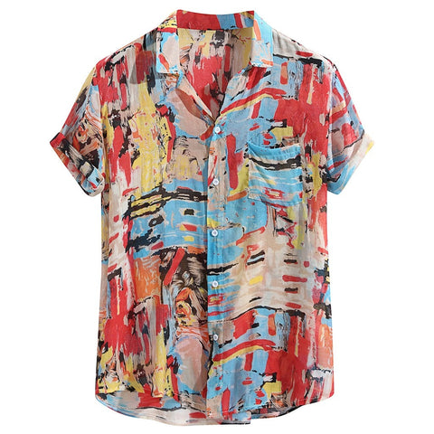 Art Gallery Shirt - 100% Cotton