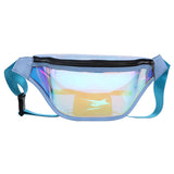Waterproof festival bum bag