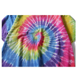 Psychedelic Tie Dye Shirt - 100% Cotton
