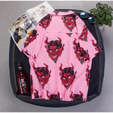 Hawaiian Satan Shirt