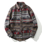 Shaman Tribe Flannel Shirt
