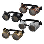 Vintage Style Steampunk/ Cosplay Goggles