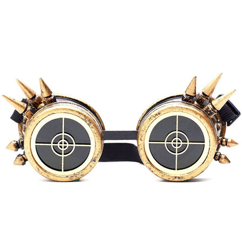 ACID FAMILY STEAMPUNK GOGGLES