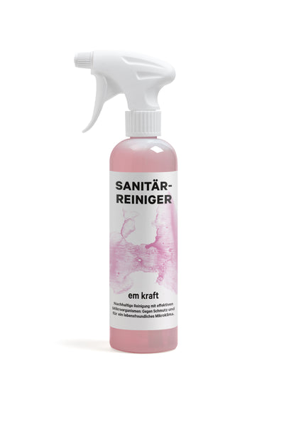 Sanitärreiniger Spray 500ml